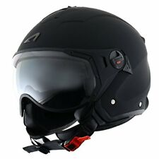 Astone Helmets casco Jet Sport mini color Matt negro talla m