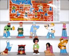 Zaini - Rapper, Fremdfiguren Komplettsatz, 1 BPZ