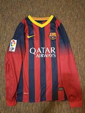 messi jersey Barcelona 2014 Long Sleeves