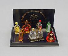 """Reutter Puppenstuben-Miniatur """"Flaschen-Set"""" 9911022"""