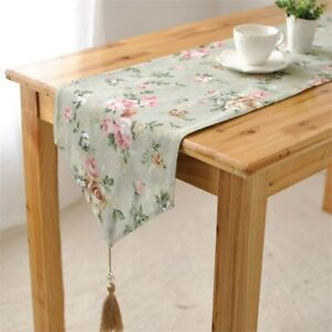 Table Runner Pastoral American Country Elegant Meal Gift Manufacturers Selling