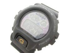 Auth CASIO G-SHOCK GW-6900BC Black 302A237G Rubber Men's Wrist Watch