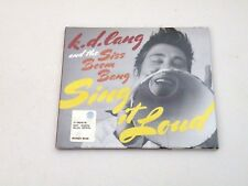 K.D.LANG - SING IT LOUD - CD DIGIPACK NONESUCH 2011 - NUOVO/NEW - DP