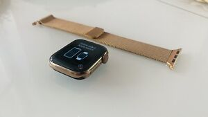 Apple Watch Series 4 40 mm Gold Stainless Steel