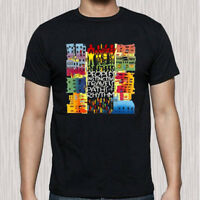 A Tribe Called Quest Peoples Instictive Travels Mens Black T-Shirt Size S to 3XL