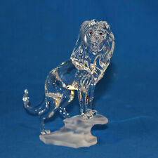 Swarovski Crystal Figurine 269377 MIB Lion