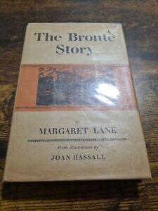 The Bronte Story - Margaret Lane - Hardback - 1961 - Illus John Hassall