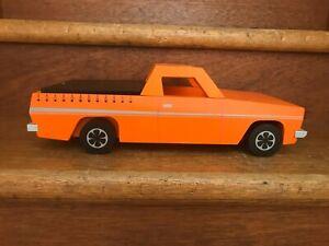 Large Vintage Holden Sandman Ute HJ HX HZ ? Display Scale Model Car Wooden