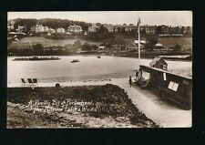 Somerset PORTISHEAD Marine Lake Wood Hill Unposted c1900/10s? RP PPC