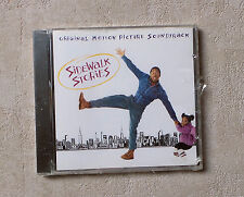 "SIDEWALK STORIES - ORIGINAL MOTION PICTURE SOUNDTRACK"" 1989 CD PROMO"