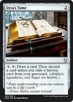 MTG x4 Urza's Tome Dominaria Uncommon Artifact NM/M Magic the Gathering