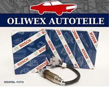 BOSCH Lambdasonde 0258005291 Opel MERIVA ASTRA G 1.4 1.6 1.6 16V