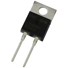 Cree C3D08065A SiC-Diode 11A 650V Silicon Carbide Schottky Diode TO220AC 855428