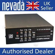 LDG AT200 Pro2  high power 250w  automatic antenna tuner ATU