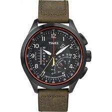 Intelligent Quartz Linear Chronograph | Tachymeter 24-Hour Orange Accents T2P276