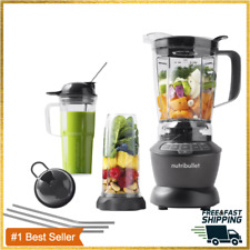 NutriBullet Blender Combo 1200 Watts 5 Speeds Pulse Function NEW NIB BPA Free