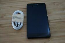 7/10 MULTIPLE ISSUES Sony  Xperia Z3 Compact D5833 - 16GB - Black AUS STOCK