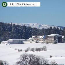Schwarzwald 8 Tage Lenzkirch Hotel Saigerhöh Wellness Gutschein Halbpension