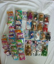 NEW McDonald's 45 pieces Beanie Babies 4 sets 1999/2000 yr.