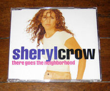 CD: Sheryl Crow - There Goes the Neighborhood, Pt. 2 [Single] A&M 582 809-2 UK