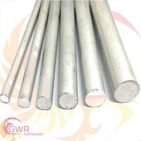 """6082 T6 Aluminium Round Bar Rod 1"""" 1 1/8"""" 1 1/4"""" 1 3/8"""" 1 1/2"""" 1 5/8"""" 1 3/4"""" 2"""""""