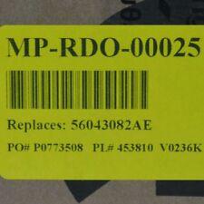 Mopar 56043082AE Infinity Front Door Speaker LH or RH for Dodge Ram Pickup Truck