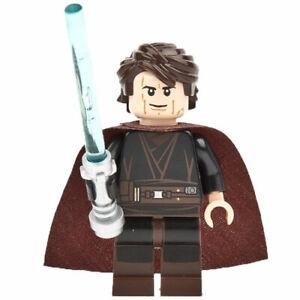 Lego Star Wars Minifigure Anakin & Lightsaber 9526 Jedi **New** **Rare**