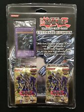Yugioh! Ultimate Edition 2 Booster Pack Blister - Factory Sealed