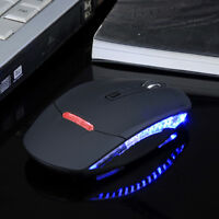 1600DPI 2.4G Wireless Mouse Cordless Optical Mouse Mice + Receiver For PC Laptop