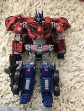 Transformers United UN-01 Optimus Prime Cybertron Mode Takara Japan Import