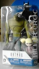 DC NEW BATMAN ADVENTURES ANIMATED KILLER CROC WITH BABY DOLL ACTION FIGURE