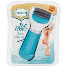 Amope Pedi Perfect Electronic Pedicure Foot File-Batteries incl.- FREE SHIPPING!