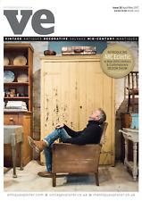 VE Magazine - Issue 33 - Memorabilia, Painted Furniture, Brooklands, Gentlemen