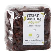 Forest Whole Foods - Organic Sun Dried Thompson Raisins 1kg