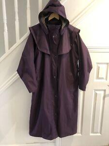 Jack Murphy Waterproof Lined Coat/jacket,Size UK 18, Excellent Condition