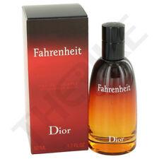 Fahrenheit Cologne by Christian Dior Perfume For Men 1.7 oz 50 ml New Edt Spray