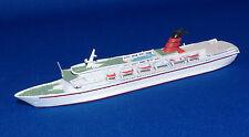ALBATROS GB CRUISE SHIP 'MS CUNARD COUNTESS' 1/1250 MODEL SHIP