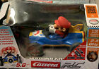 ⚡️Carrera 181066 RC Official Licensed Kart Mach 8 Mario (1-18 Scale) 2.4 Ghz