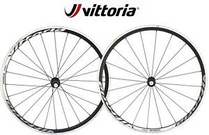 Vittoria Session Alloy Bicycle Road Bike 700c Wheels 10,11 speed Shimano / Sram