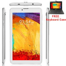 7in 4G Phablet 2-in-1 Android 9.0 Pie SmartPhone Tablet PC w/ Physical Keyboard