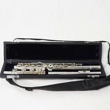 Tomasi Model 10S-SIB Solid Silver Flute Solid Silver Lip Plate BRAND NEW
