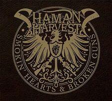 Shamans Harvest - Smokin Hearts and Broken Guns [CD]