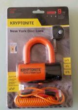 Kryptonite New York Disc Lock Evolution Series 4 Bike Bicycle Lock