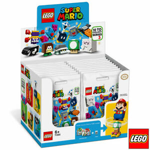 LEGO Super Mario 18 Assorted Character Packs Series 3, 71394 (6+ Years)