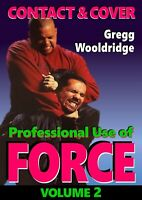Professional Use of Force #2 Bodyguard Executive Protection DVD Gregg Wooldridge