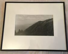 Framed, Matted, & Signed AP ~ Photo Print by Galullo ~ of Big Sur, California
