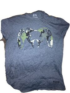 KUIU Logo T Shirt XL