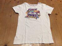 1 schönes T-Shirt  Gr 140/146  von Yigga, Top Zustand