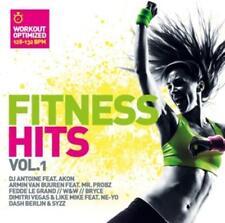 Fitness Hits Vol.1 von Various Artists (2015) - neu + OVP