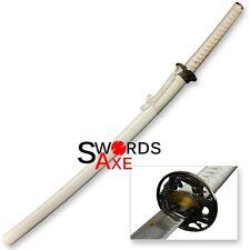 Sugoi Steel Shimo Doragon 霜竜 Battle Ready Warrior Katana 1060 High Carbon Steel